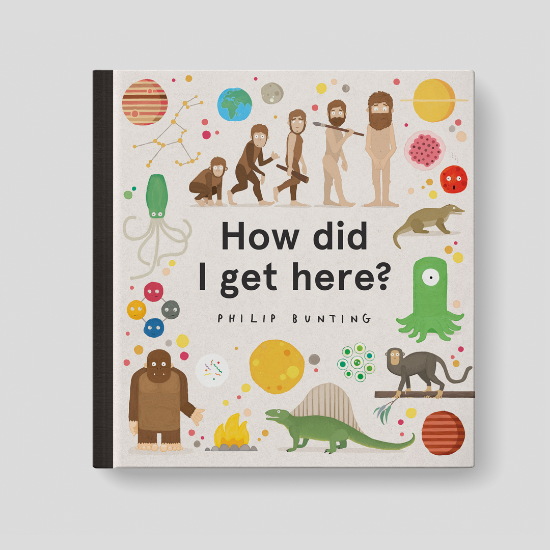 How Did I Get Here? by Philip Bunting | Book cover