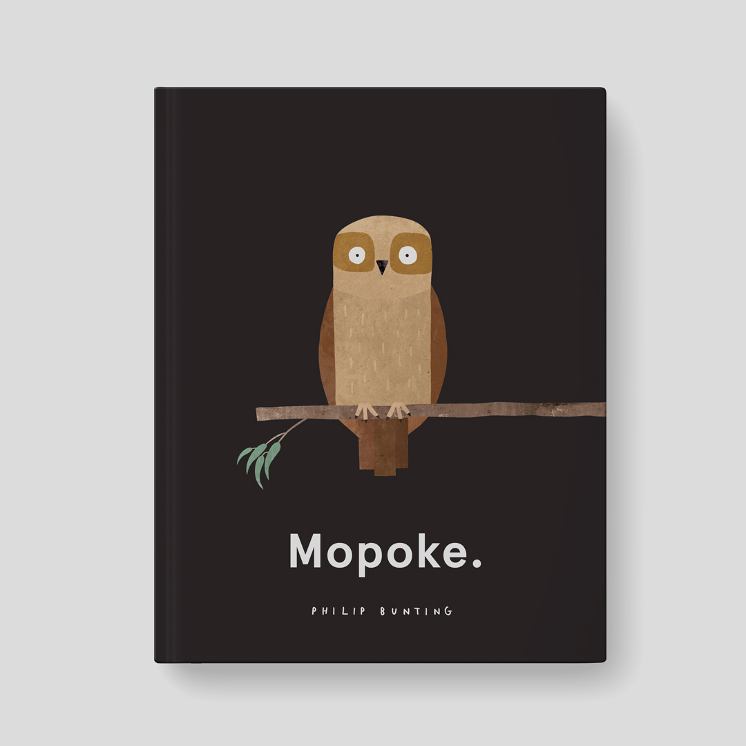 Mopoke by Philip Bunting | Book cover