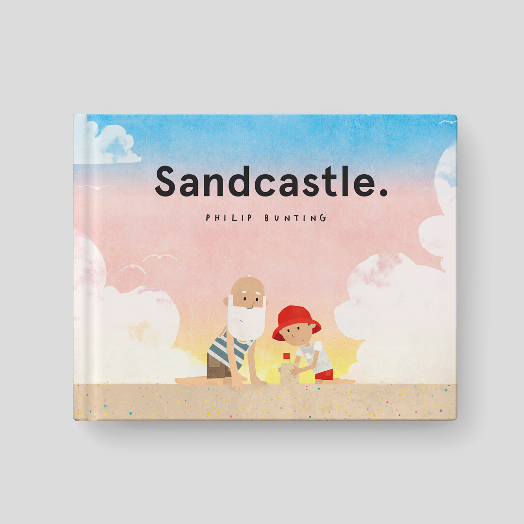 Sandcastle by Philip Bunting | Book cover