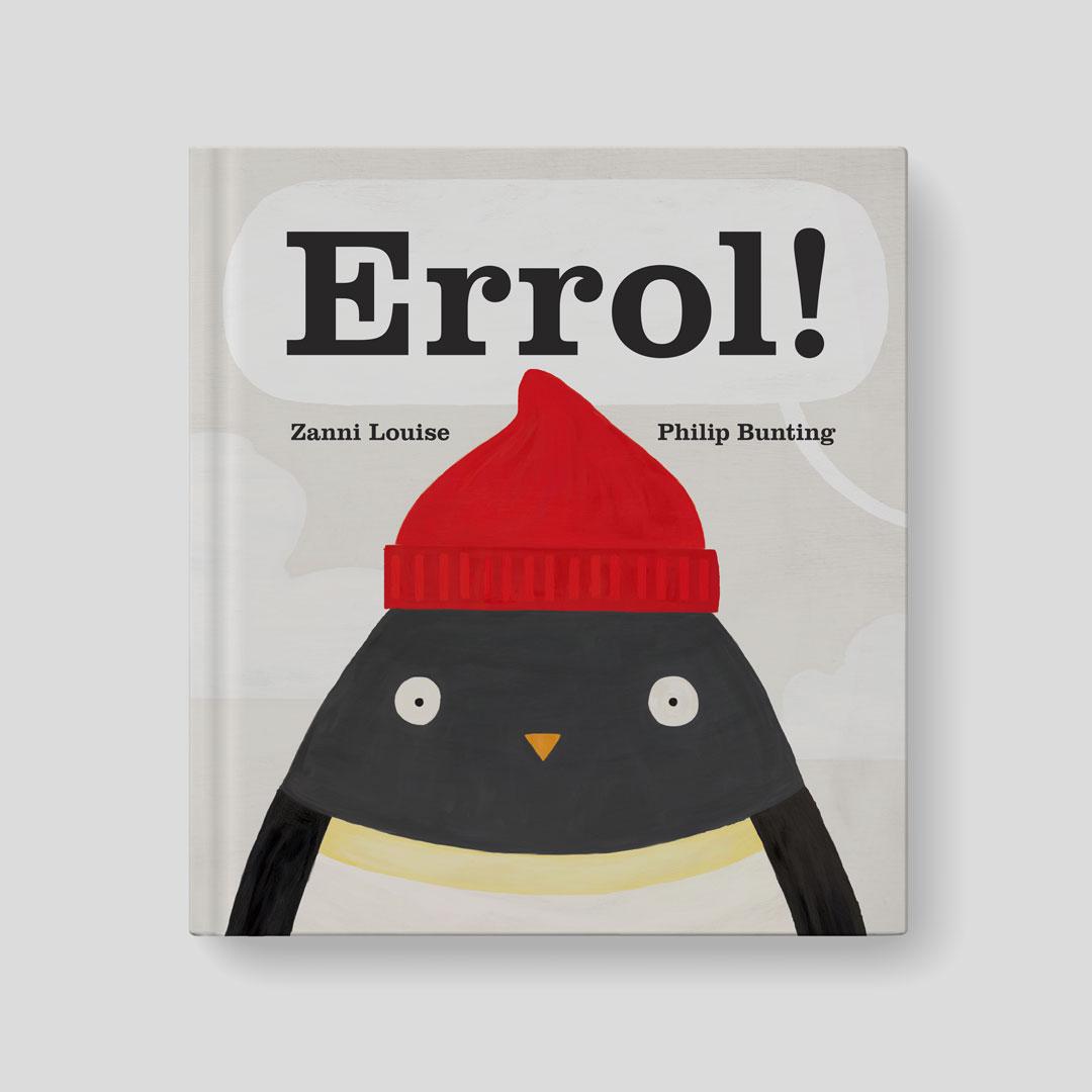 Errol! by Zanni Louise & Philip Bunting | Book Cover