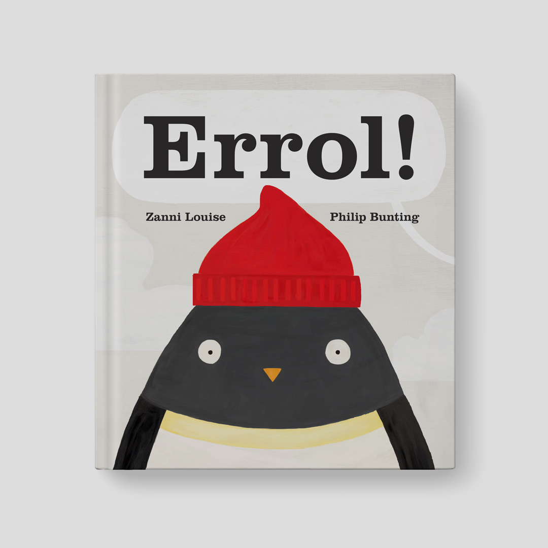 Errol! by Zanni Louise & Philip Bunting | Book Cover