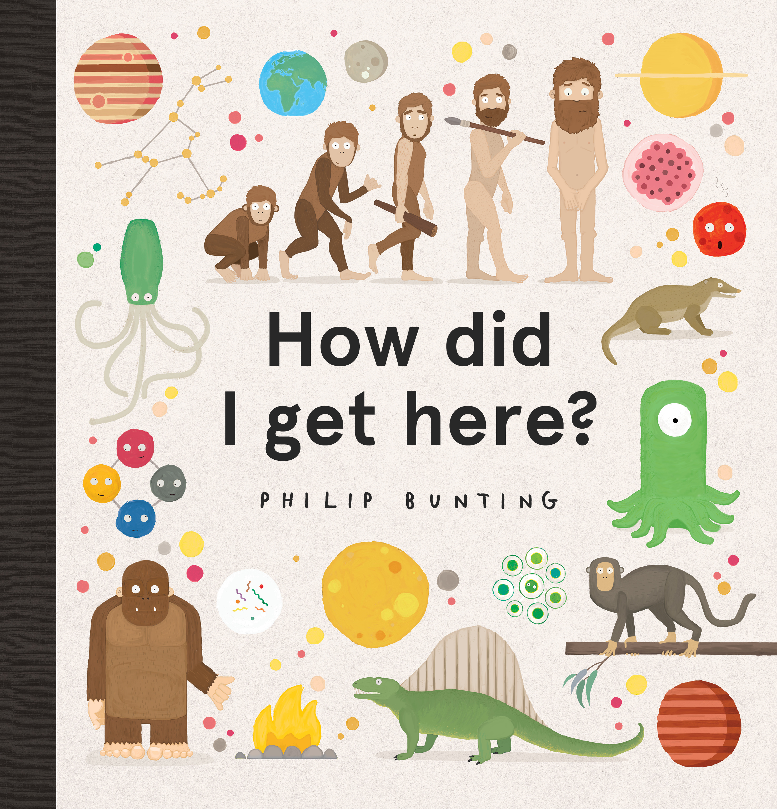 How Did I Get Here? by Philip Bunting